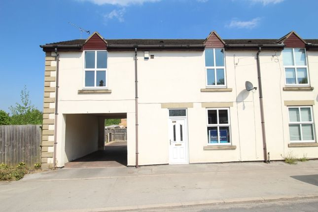 Thumbnail Terraced house to rent in Main Street, Methley, Leeds