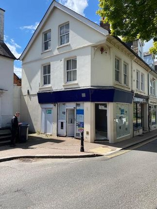 Thumbnail Retail premises for sale in 58 High Street, Hurstpierpoint, South East