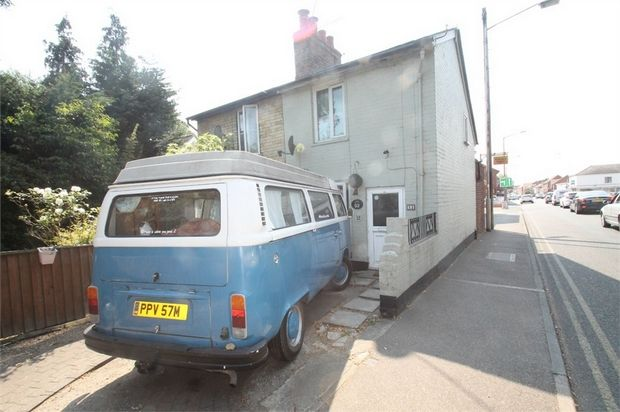 Thumbnail End terrace house for sale in Stanway, Colchester, Essex