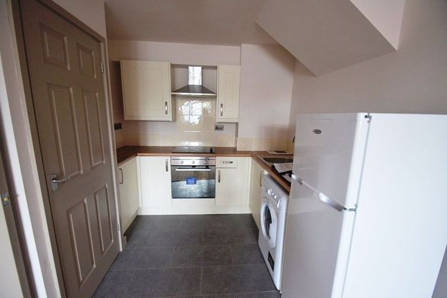 Thumbnail Flat to rent in Misterton Court, Peterborough