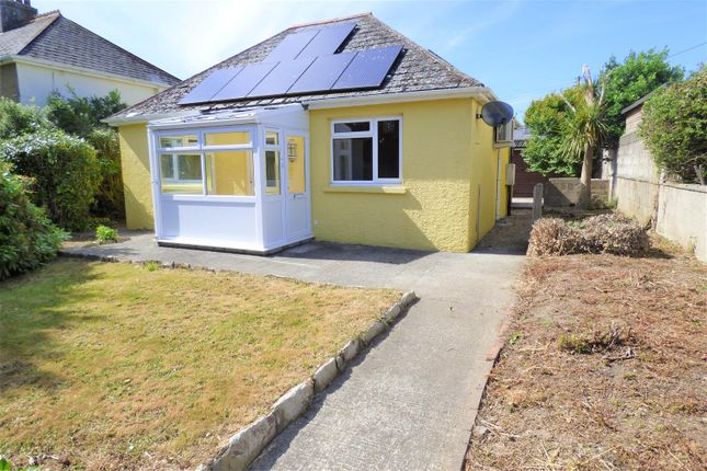 Thumbnail Detached bungalow for sale in Polvillion Road, Fowey