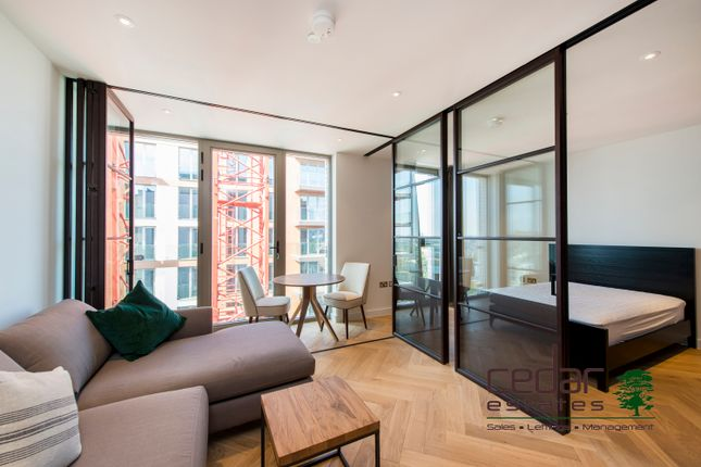 Thumbnail Flat to rent in West Hampstead Square, Heritage Lane, West Hampstead
