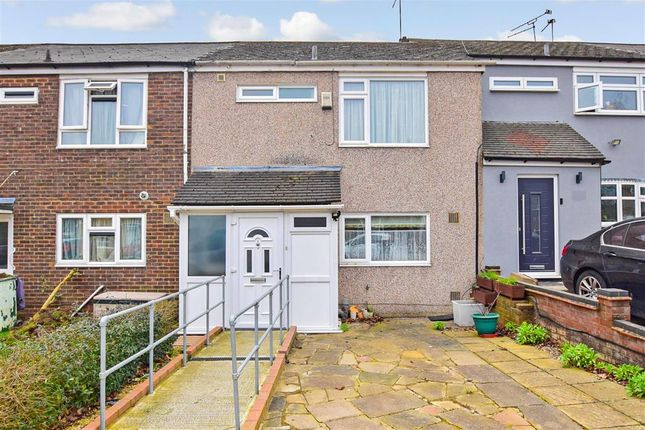 3 bed terraced house for sale in Great Mistley, Basildon, Essex SS16