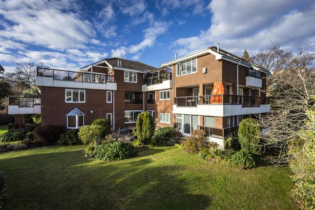 Thumbnail Flat for sale in Allington Road, Sandbanks, Poole