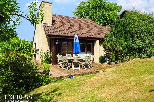 Thumbnail Detached house for sale in Bridgwater Road, Winscombe, Somerset