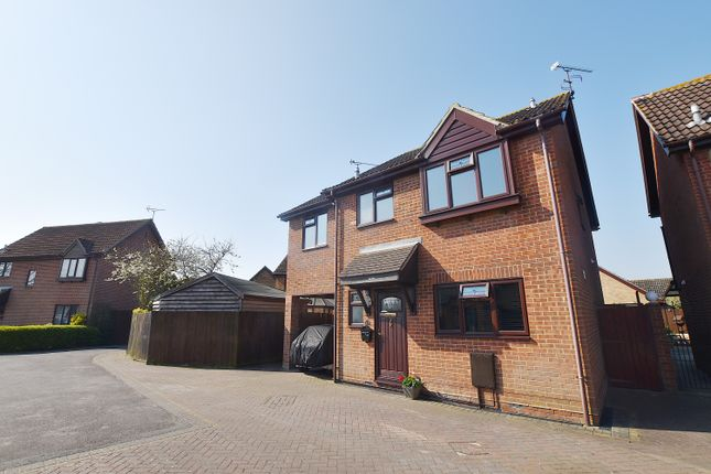 Thumbnail Detached house for sale in Aldon Close, Harwich