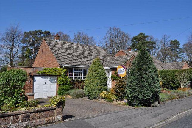 Thumbnail Detached bungalow for sale in Fairland Close, Fleet, Hampshire