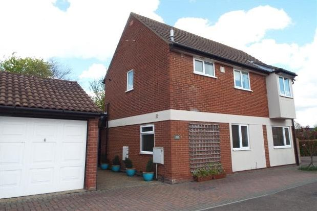 Thumbnail Property to rent in Raedwald Drive, Bury St. Edmunds