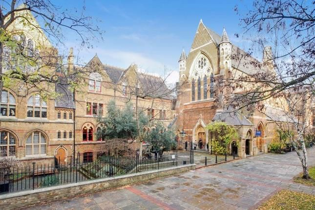 Thumbnail Commercial property for sale in The Clergy House, Mark Street, Shoreditch, London