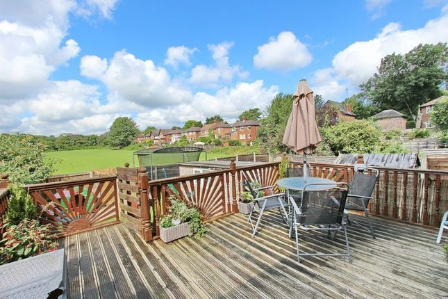 Decked Patio/Views Over Playing Fields