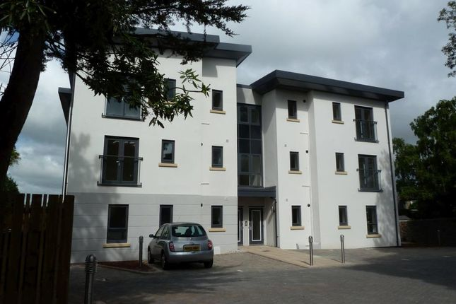 Thumbnail Flat to rent in St Marychurch Road, Torquay, Devon
