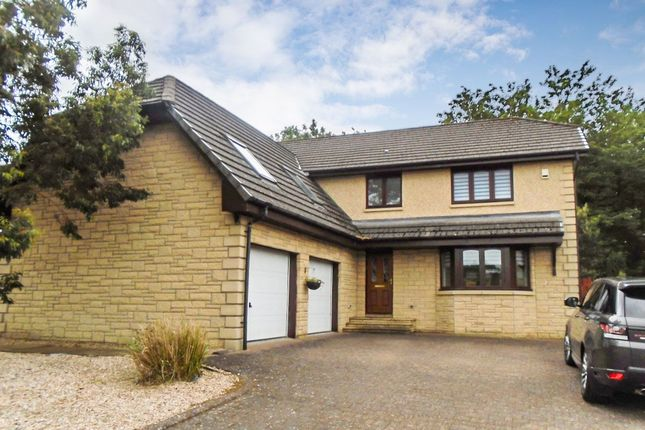Thumbnail Detached house to rent in Somerville Way, Glenrothes