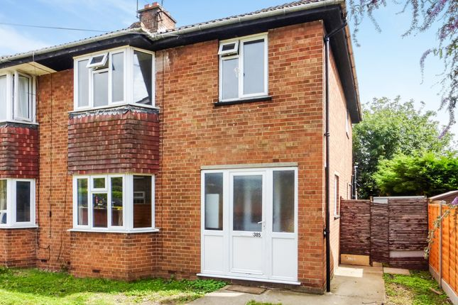 Thumbnail Semi-detached house for sale in Wisbech Road, March