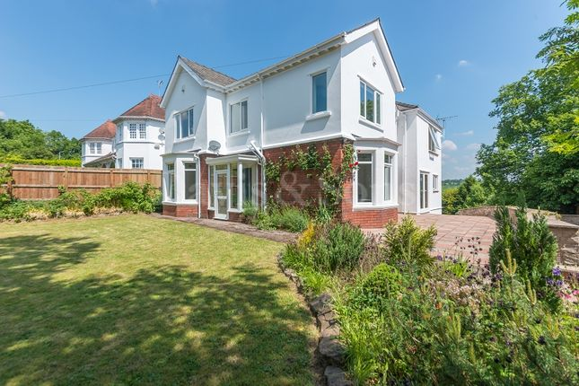 Thumbnail Detached house for sale in Ponthir Road, Caerleon, Newport.