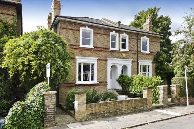 Thumbnail Semi-detached house for sale in Victoria Road, Twickenham, Middlesex