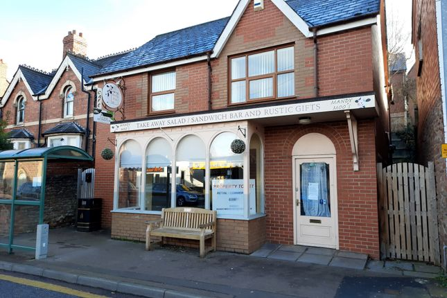 Thumbnail Office for sale in Cantilupe Road, Ross-On-Wye