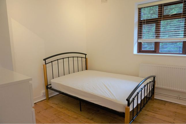 Bedroom Two of Poynders Gardens, London SW4