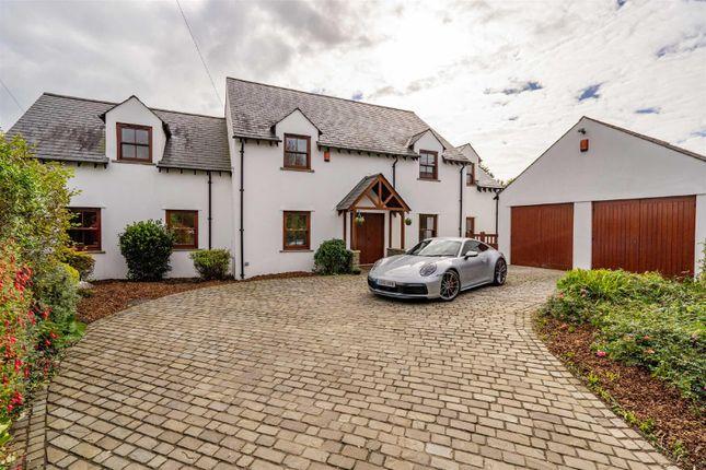 Thumbnail Detached house for sale in Overton Lane, Overton Port Eynon, Swansea