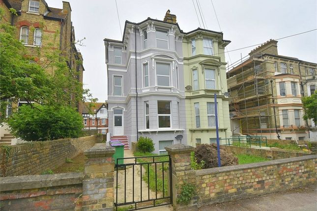 Thumbnail Semi-detached house for sale in Connaught Road, Folkestone, Kent