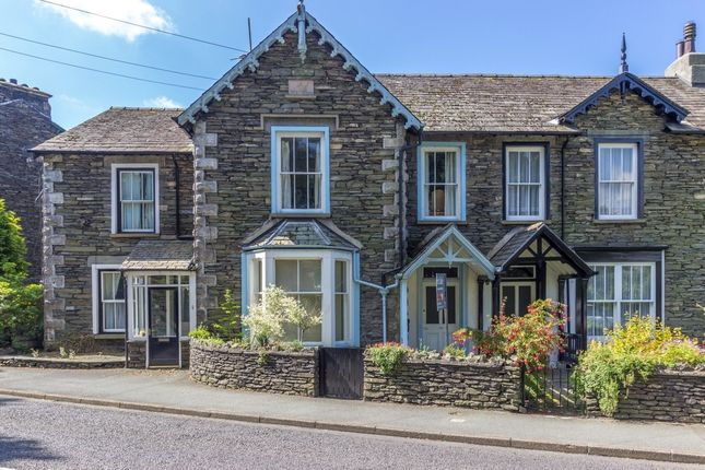 Thumbnail Terraced house for sale in Wynlass Mews, Ambleside Road, Windermere