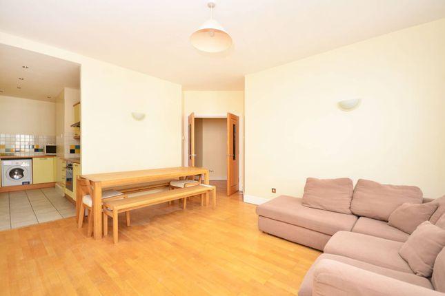 Thumbnail Flat to rent in Farringdon Road, Farringdon
