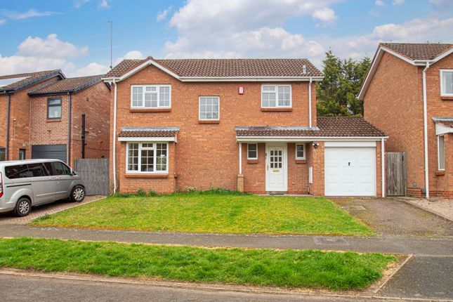 4 bed detached house for sale in Hatfield Close, Redditch B98