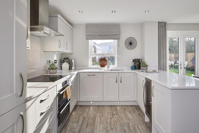 """Thumbnail 4 bed detached house for sale in """"Radleigh"""" at Dryleaze, Yate, Bristol"""
