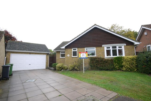 Thumbnail Bungalow for sale in Doverfield, Goffs Oak, Waltham Cross