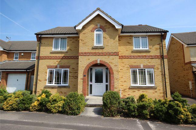 Thumbnail Detached house for sale in Hawkins Crescent, Bradley Stoke, Bristol