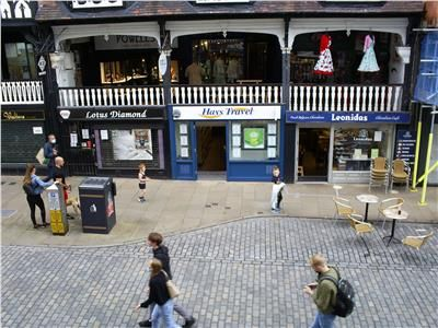 Thumbnail Retail premises to let in 5 Bridge Street, Chester, Cheshire