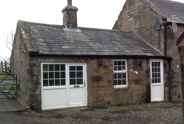 Thumbnail Bungalow to rent in Bothy Cottage Rigg Farm, Kirkconnel, Dumfrieshire