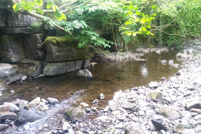 Thumbnail Land for sale in The Five Caves, Ystradfellte, Aberdare, Powys
