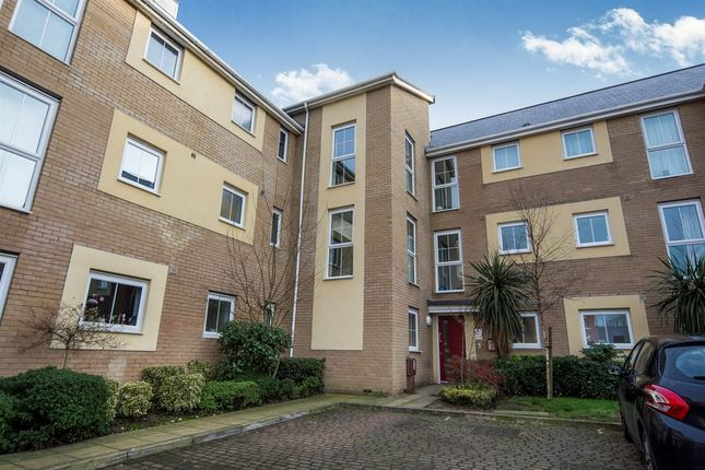 Thumbnail Flat for sale in Solario Road, Costessey, Norwich