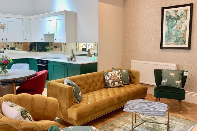 Thumbnail Maisonette to rent in Claremont Place, Newcastle Upon Tyne, Claremont Road