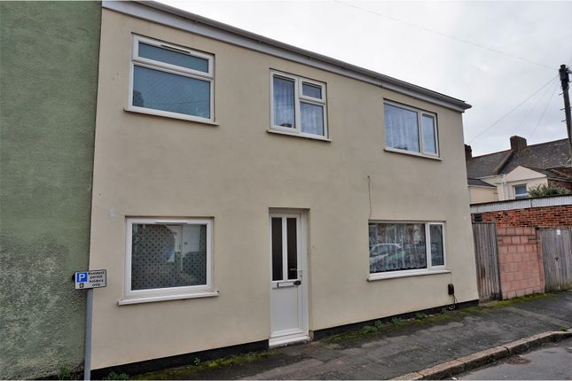 Thumbnail Terraced house for sale in Cleveland Street, Exeter