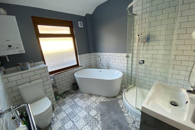 Family Bathroom of New Street, Aberavon, Port Talbot, Neath Port Talbot. SA12