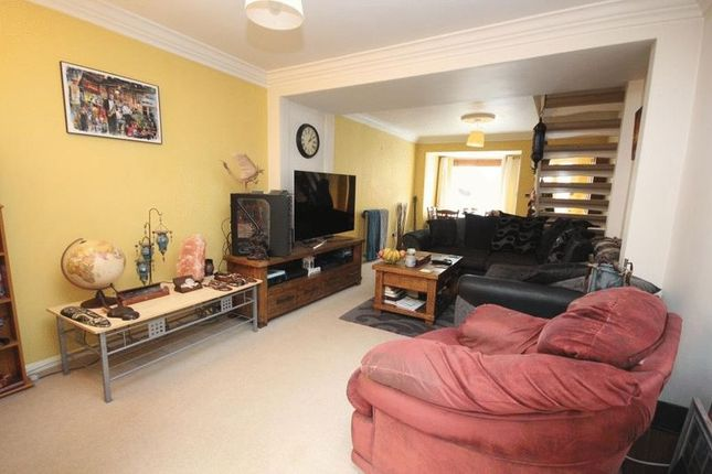 Thumbnail Terraced house for sale in Florence Road, Norwich