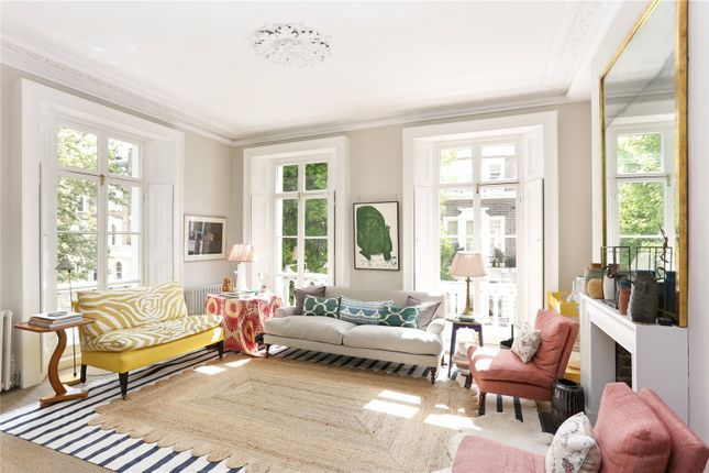 Thumbnail End terrace house for sale in Sussex Street, London