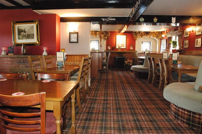 Thumbnail Pub/bar for sale in Main Street, Ashby Parva, Lutterworth