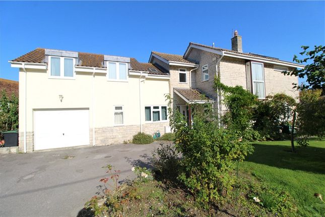 Thumbnail Detached house for sale in Mill Lane, Chideock, Bridport, Dorset