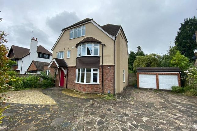 Detached house to rent in Oriental Road, Woking
