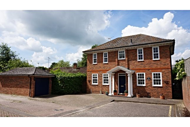 Thumbnail Detached house for sale in Orchards, Witham