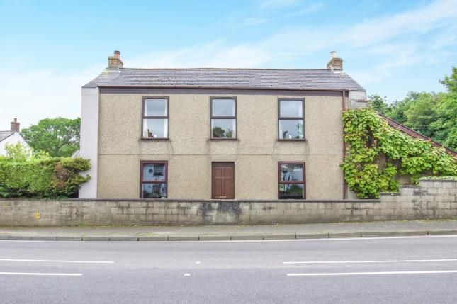 Thumbnail Detached house for sale in Redruth, Cornwall, U.K.