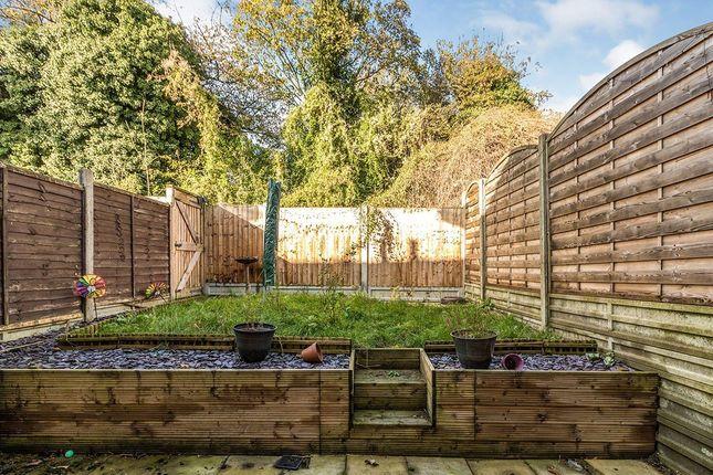 Garden of Macklands Way, Rainham, Gillingham, Kent ME8