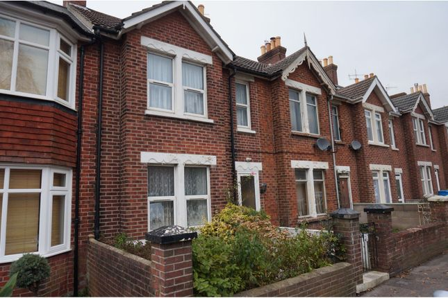 Thumbnail Terraced house for sale in Maple Road, Poole