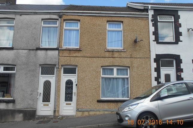 Thumbnail Terraced house to rent in 12 Dunraven Street, Glyncorrwg, Port Talbot, Neath Port Talbot.