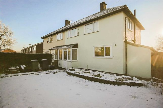 Thumbnail Semi-detached house for sale in Queens Road West, Church, Lancashire