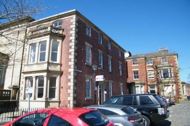 Thumbnail Flat to rent in Bairstow Street, Preston