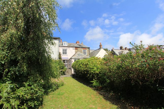Thumbnail Cottage for sale in Church Street, Padstow