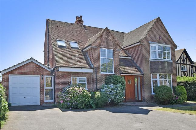 Thumbnail Detached house for sale in Gossamer Lane, Bognor Regis, West Sussex